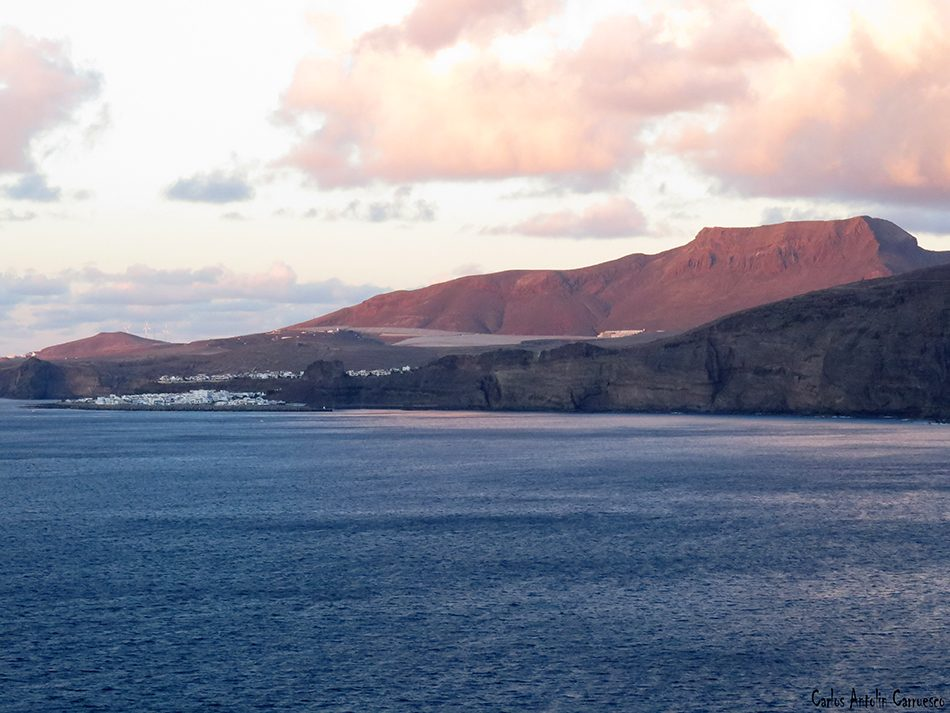 Playa de Faneroque - Gran Canaria - Puerto de Las Nieves - Agaete