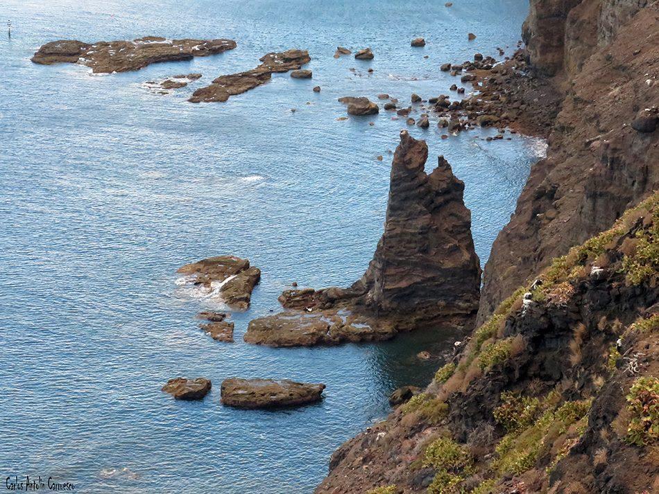 Puerto de Las Nieves - Agaete - Gran Canaria - el dedo de dios