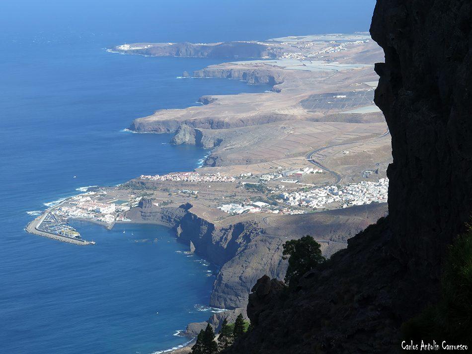 Puerto de Las Nieves - Faneque - Gran Canaria
