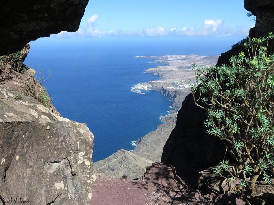 Paso de La Piedra - Faneque - Gran Canaria - agaete