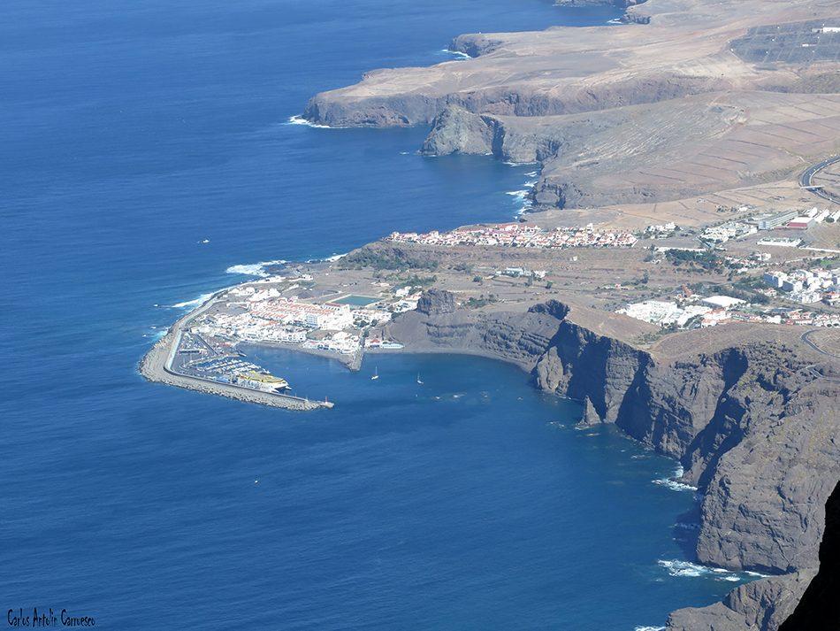 Paso de La Piedra - Faneque - Gran Canaria - puerto de las nieves