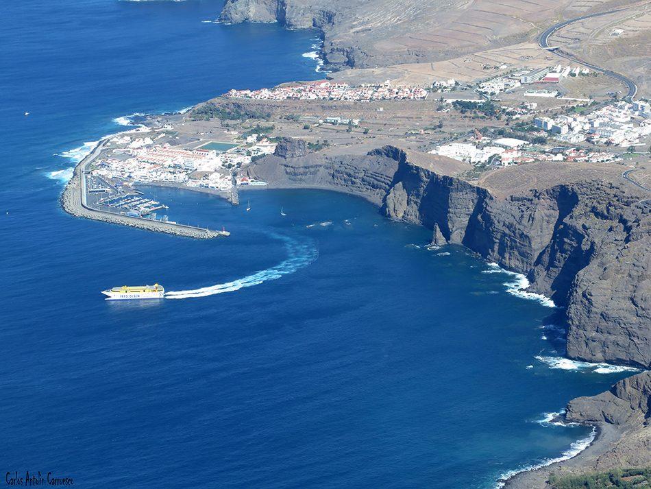 puerto de las nieves - agaete - fred olsen - Faneque - Gran Canaria
