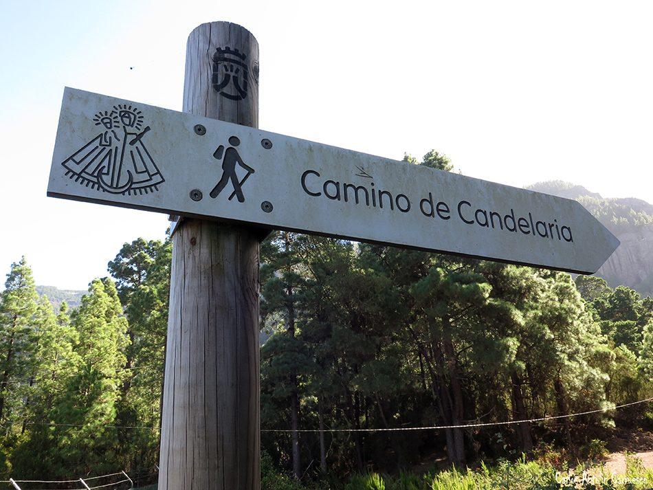 Camino de Candelaria - La Orotava - Tenerife