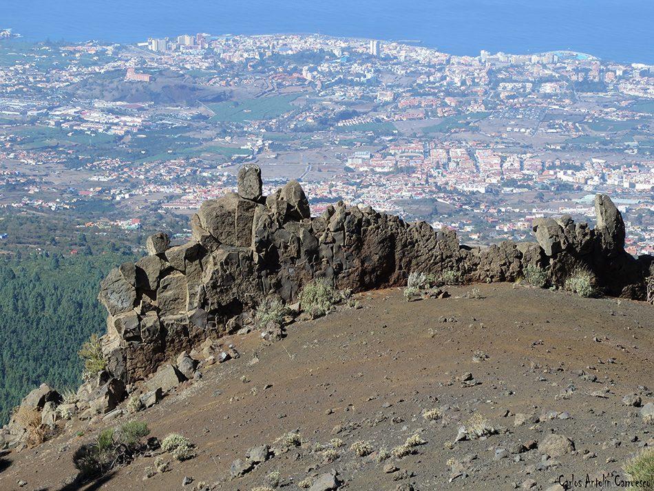 Gran Valle de La Orotava - Corona Forestal - Puerto de La Cruz - Camino de Candelaria - Tenerife