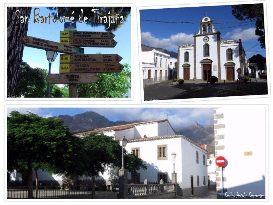 San Bartolomé de Tirajana - Tunte - Gran Canaria