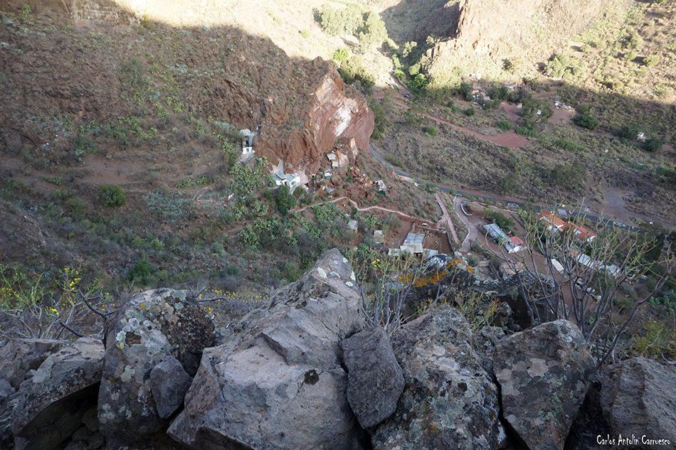 Cueva Bermeja - Guayadeque - Gran Canaria