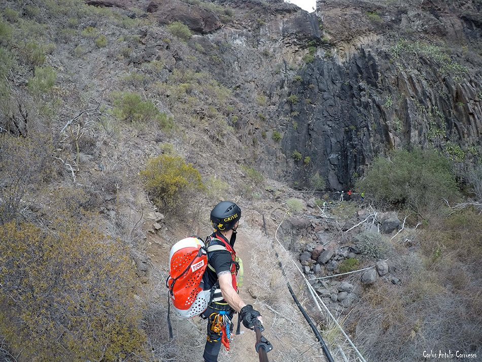 Madre del Agua - Masca - Tenerife - Los Gigantes - La Pimentera