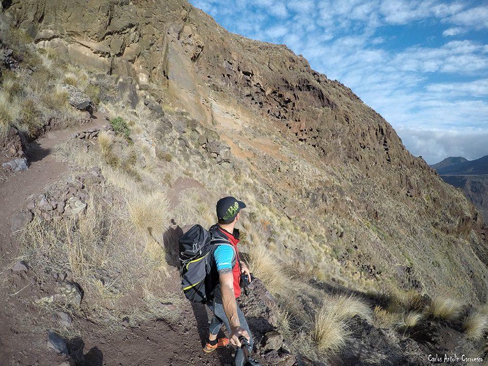 San Pedro - Agaete - Gran Canaria - cuevas de berbique