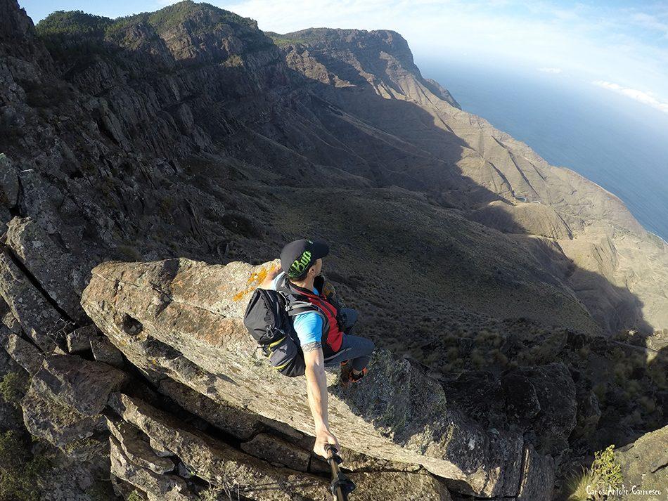 Tamadaba - Agaete - Gran Canaria - Faneque - Mirador de La Vuelta del Palomar
