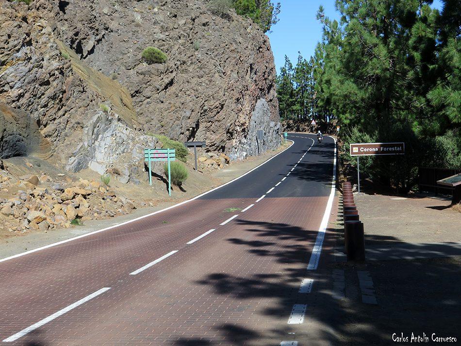 La Crucita - Candelaria I - Tenerife - Carretera de La Esperanza - TF24