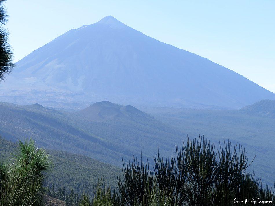Montaña de La Crucita - Teide - Tenerife