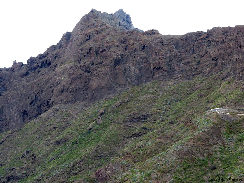 Madre del Agua - Masca - Tenerife - la fortaleza - los gigantes