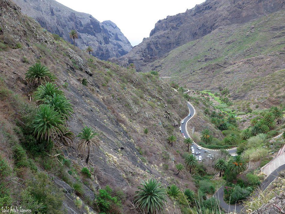 Madre del Agua - Masca - Tenerife