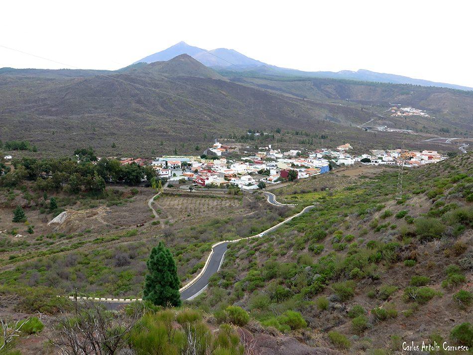 Santiago del Teide - Masca - Tenerife