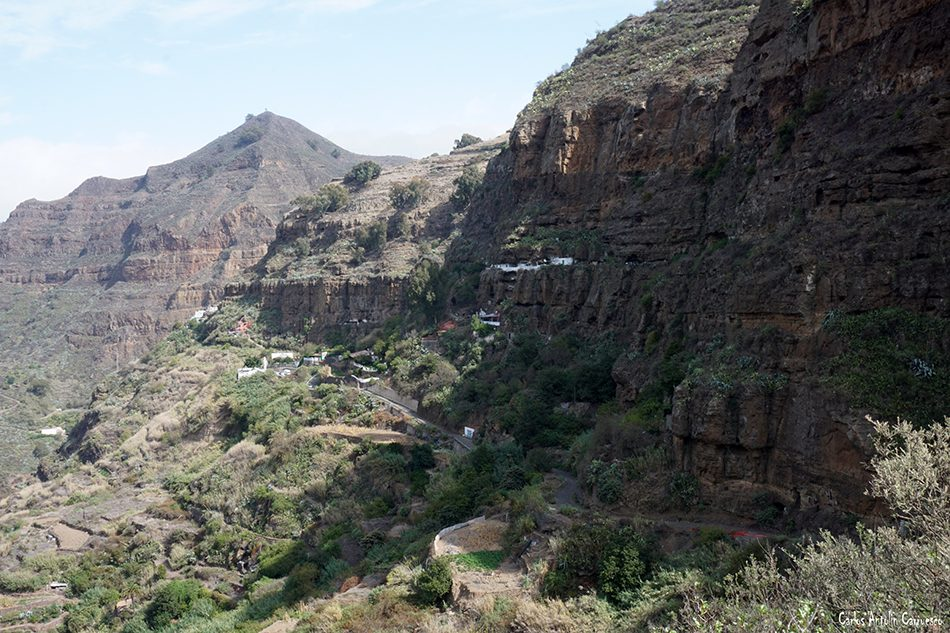 Tamadaba - Agaete - Gran Canaria - el hornillo