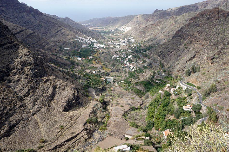 Tamadaba - Agaete - Gran Canaria - san pedro