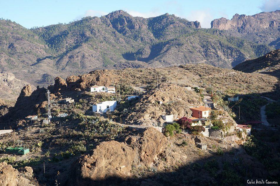 Soria - La Palma - Gran Canaria