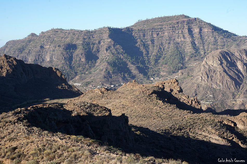 Soria - Gran Canaria - montaña de tauro