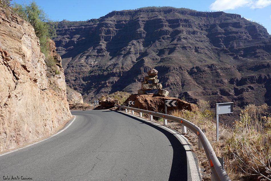 Soria - Barranco de Arguineguin - Gran Canaria