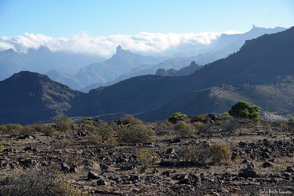 Roques de Bentayga y el Nublo - Inagua - Gran Canaria