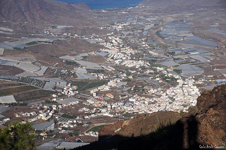 El Viso - La Aldea - Gran Canaria
