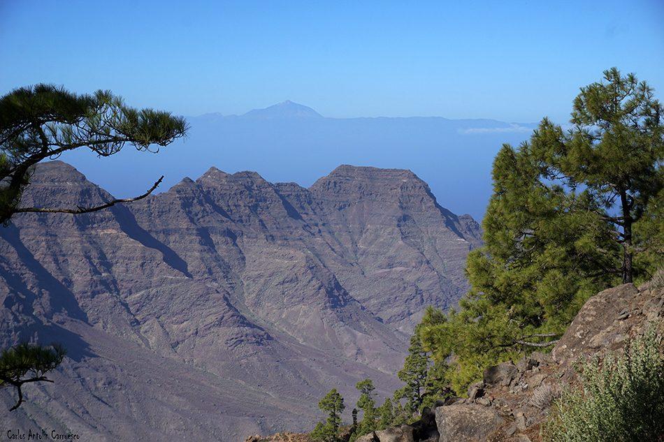 Inagua - Gran Canaria - teide