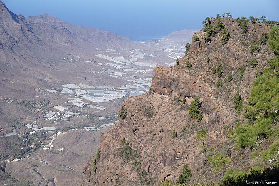 Inagua - Gran Canaria - la aldea