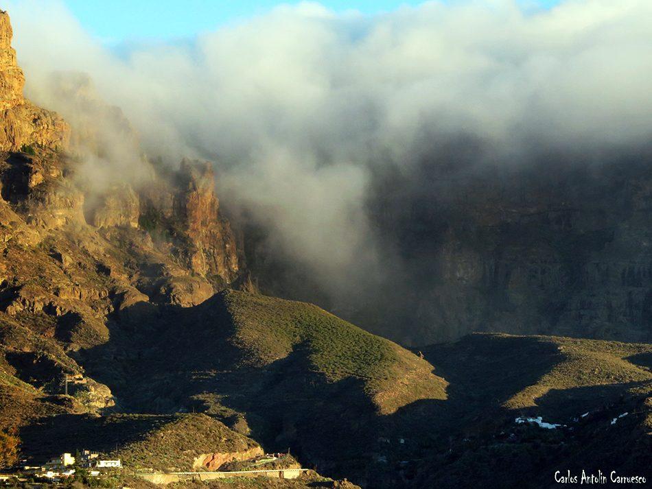Tunte - Riscos de Tirajana - Gran Canaria - San Bartolomé de Tirajana