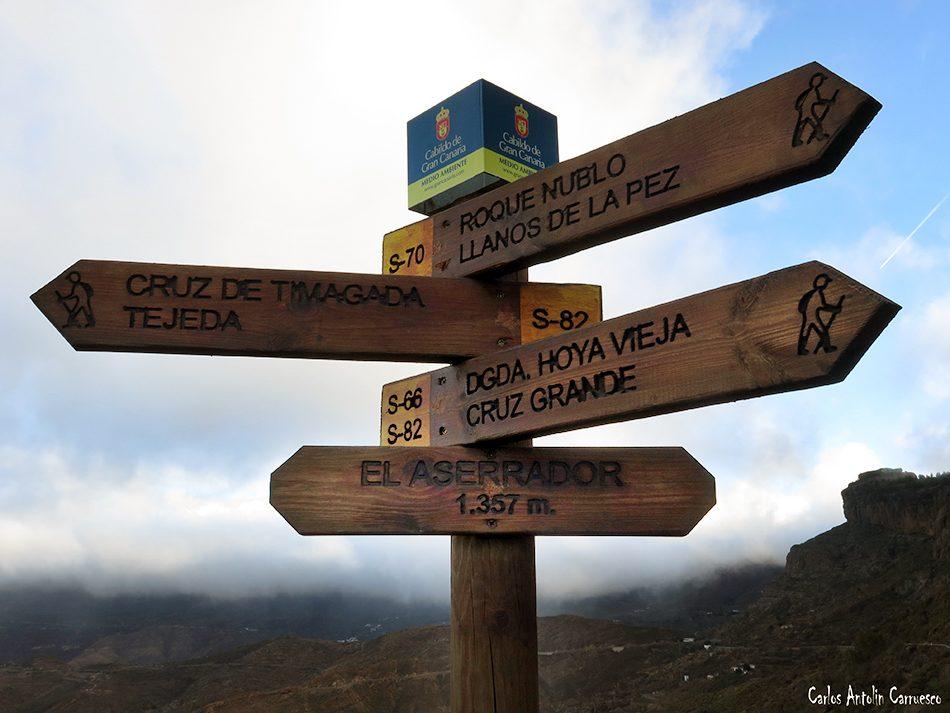 Bentayga - El Aserrador - Gran Canaria