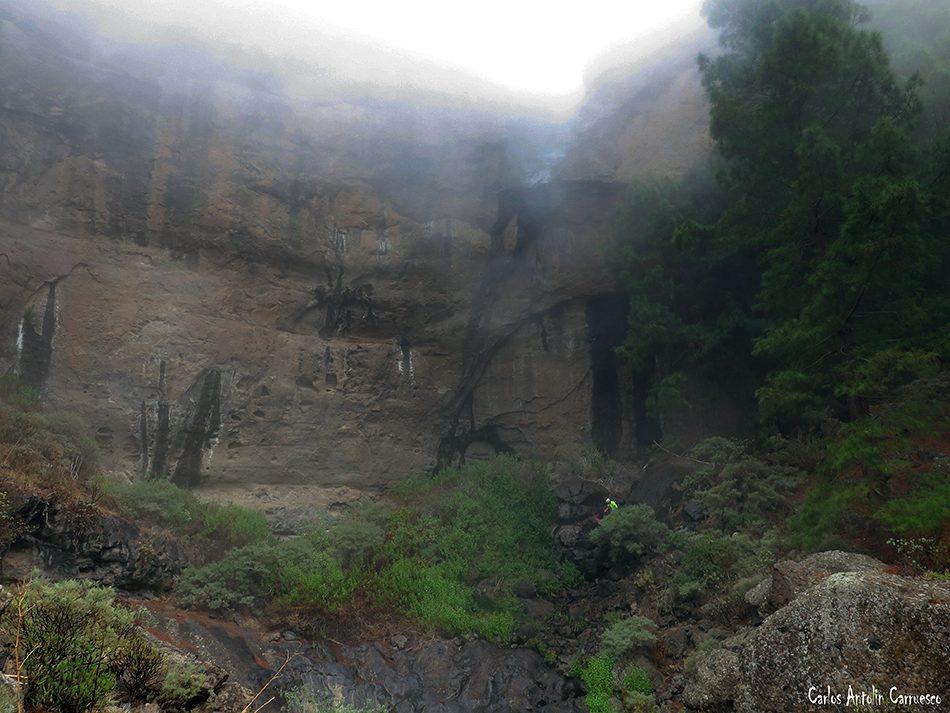 El Negro - Riscos de Tirajana - Gran Canaria