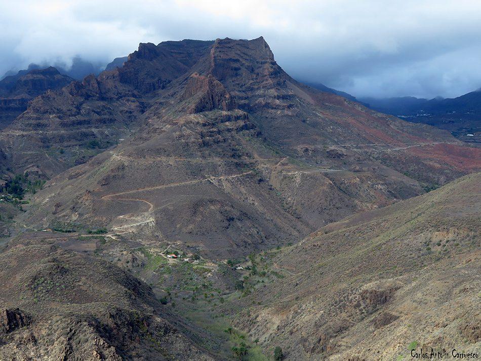 Fataga - Las Yeguas - Gran Canaria