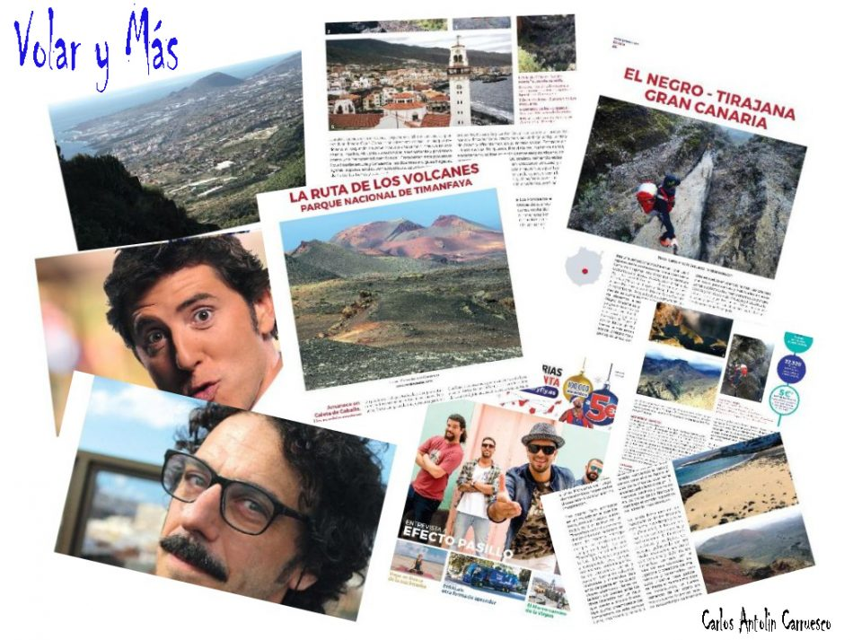 Volar y Más - Islas Canarias