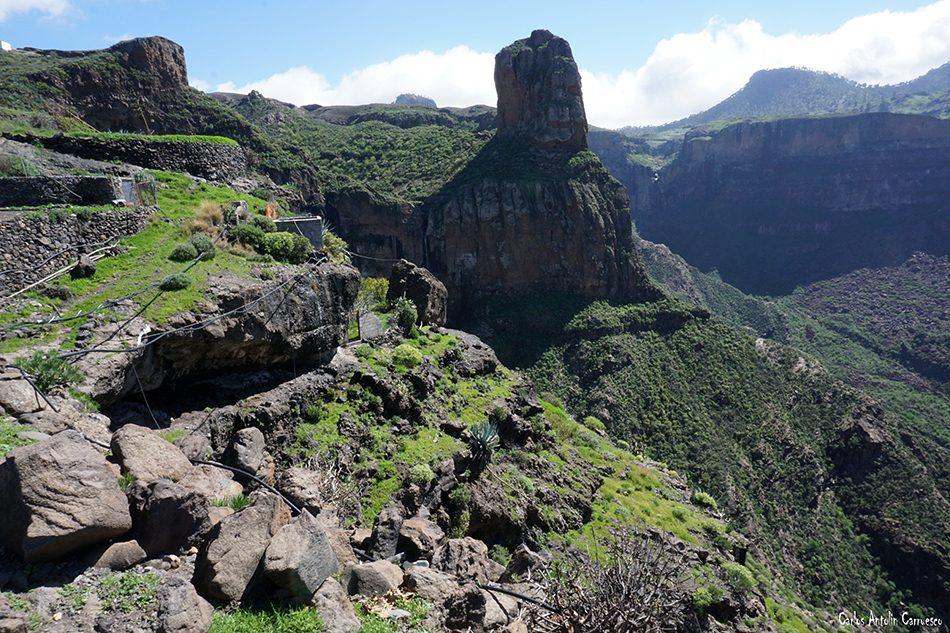 Roque Palmés - El Toscón - Gran Canaria