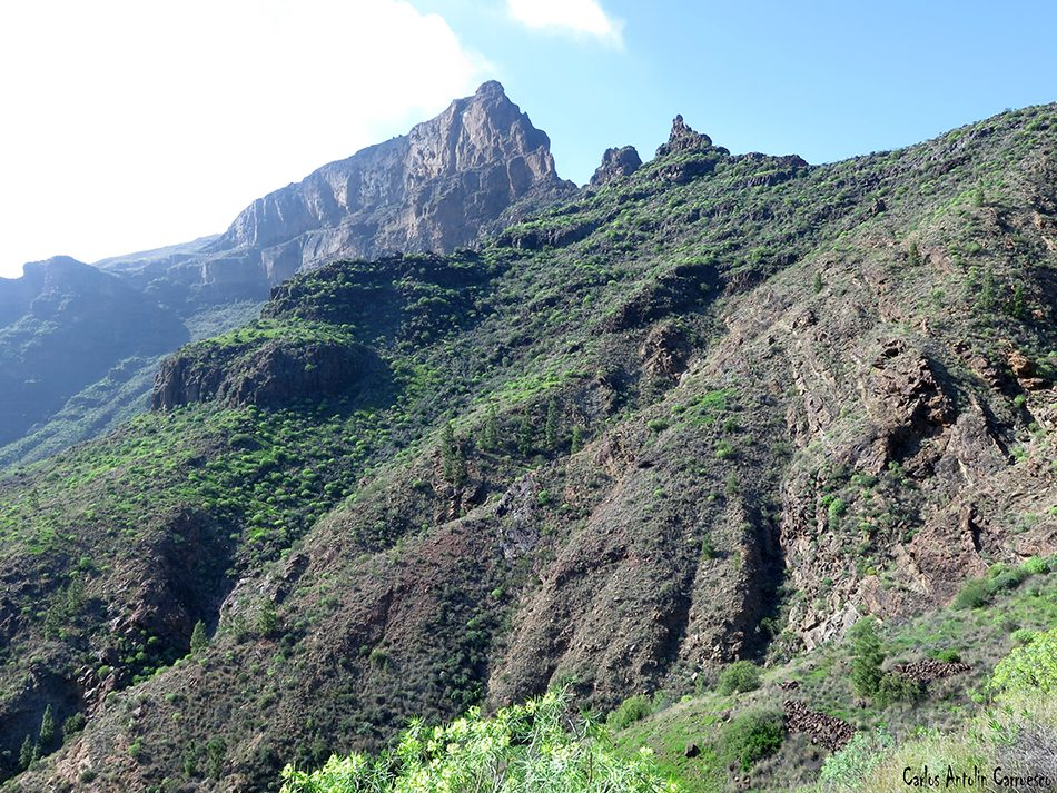 Barranco de Tejeda - Gran Canaria