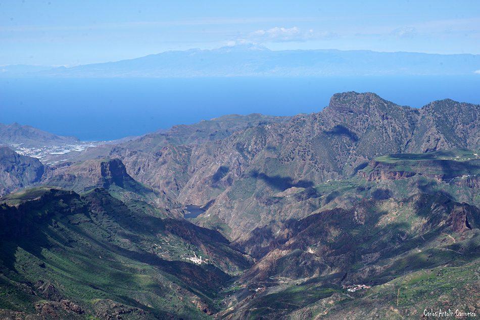 El Nublo - Gran Canaria - la aldea - san nicolas de tolentino