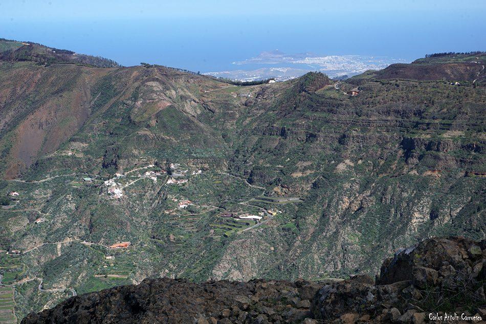 El Nublo - Gran Canaria - puerto de las nieves - agaete