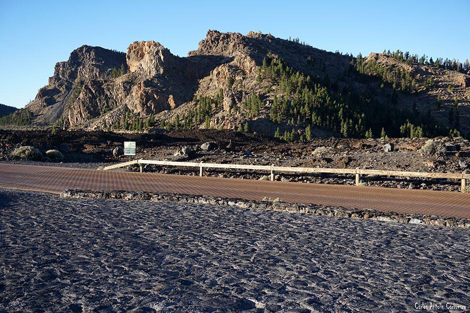Mirador de Las Narices del Teide - Pico Viejo - Tenerife - chavao - roque del cedro - Parque Nacional del Teide
