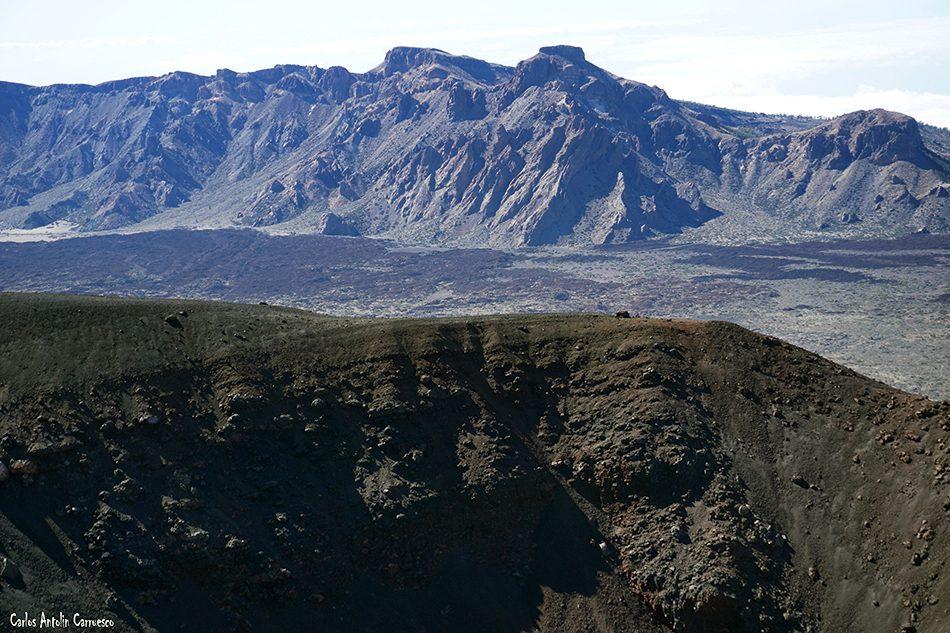Las Narices del Teide - Tenerife