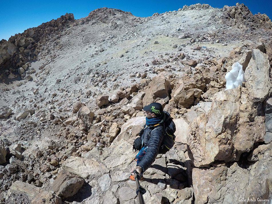 Telesforo Bravo - Teide - Tenerife - Cráter del Teide
