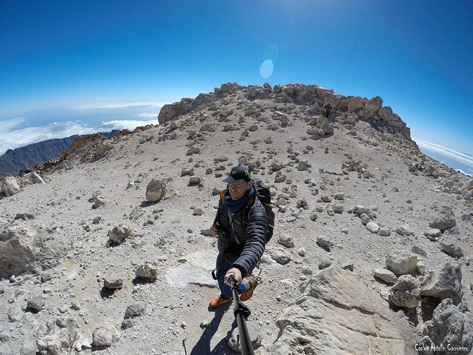 Pico del Teide (3.718 metros de altitud) - Tenerife
