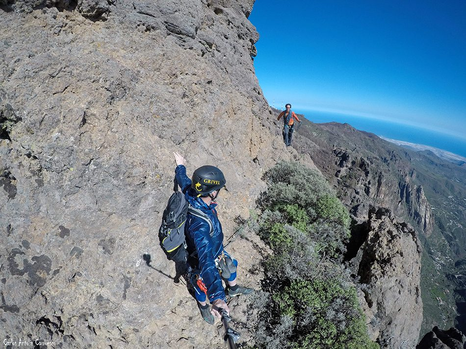 La Agujereada - Gran Canaria