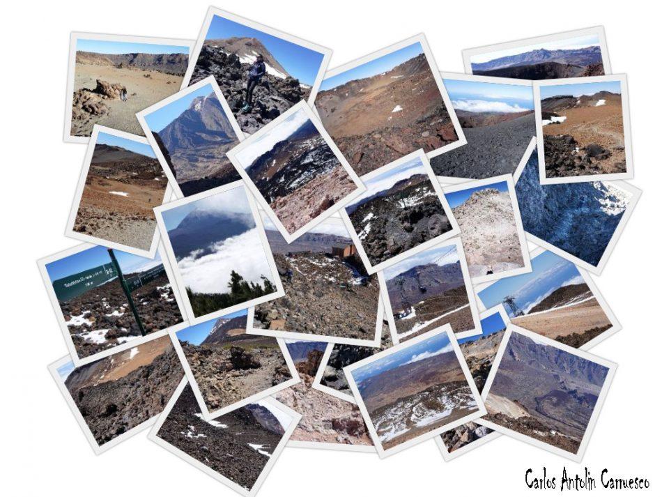 Mirador de Chío - Pico del Teide