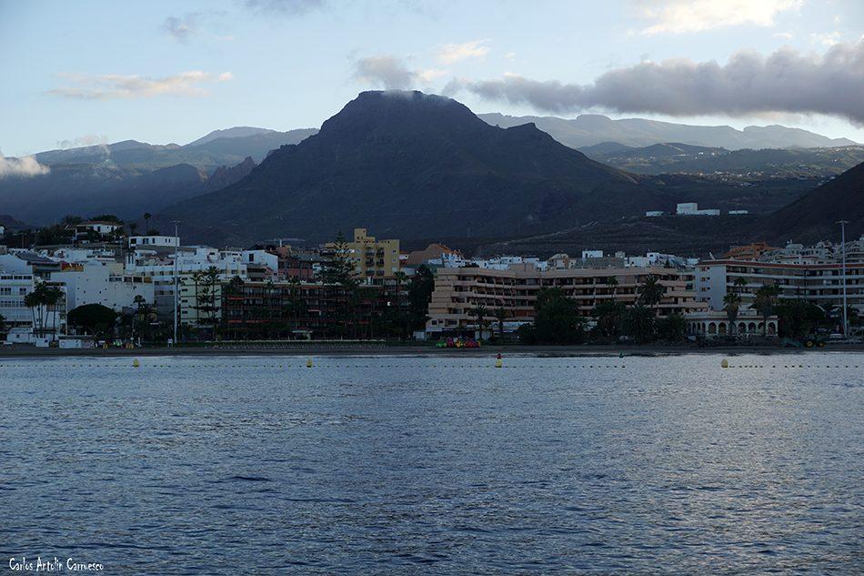 Los Cristianos - Roque del Conde - Tenerife Sur - Naviera ARMAS