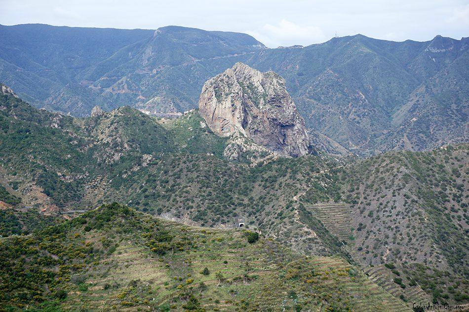 Roque Cano - Vallehermoso - La Gomera