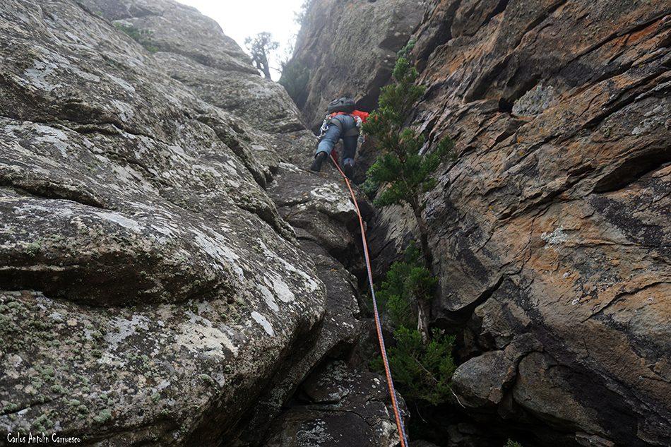 Roque Agando - Garajonay - La Gomera