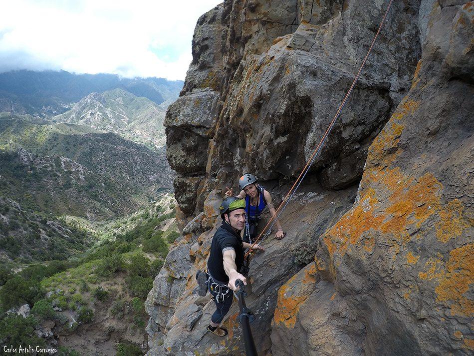 Roque Cano - La Gomera