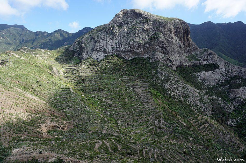 Las Ánimas - Anaga - Tenerife - enmedio