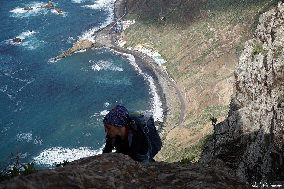 Las Ánimas - Anaga - Tenerife - roque de las bodegas
