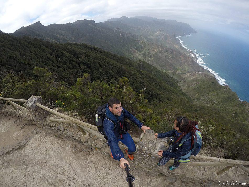 El Pijaral - Anaga - Tenerife - Cabezo del Tejo