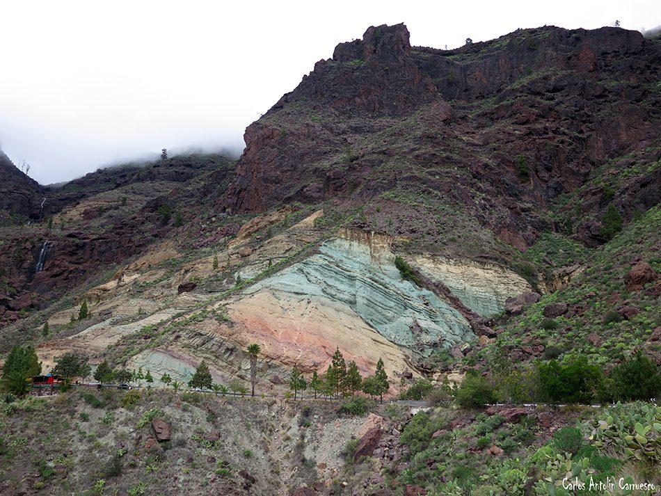 GC200 - Los Azulejos - Gran Canaria
